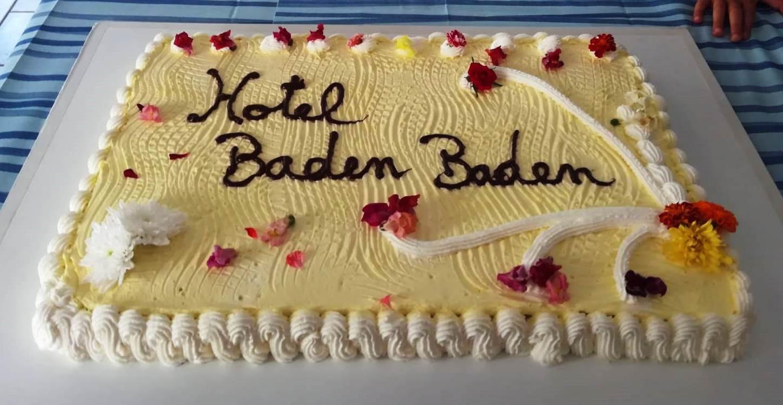 Ferragosto all'Hotel Baden Baden di Riccione